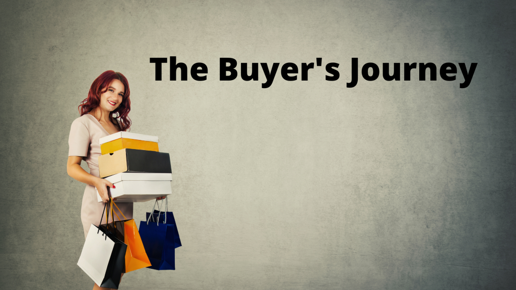 Understand the Buyer's Journey